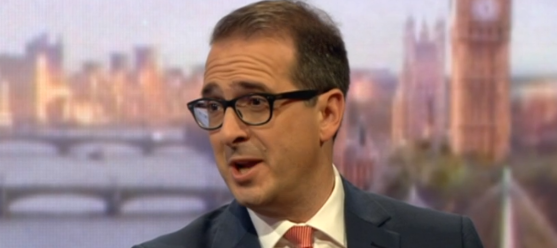 Owen Smith on the Andrew Marr Show this morning