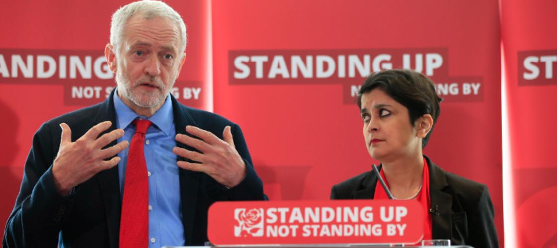 Corbyn anti-semitism