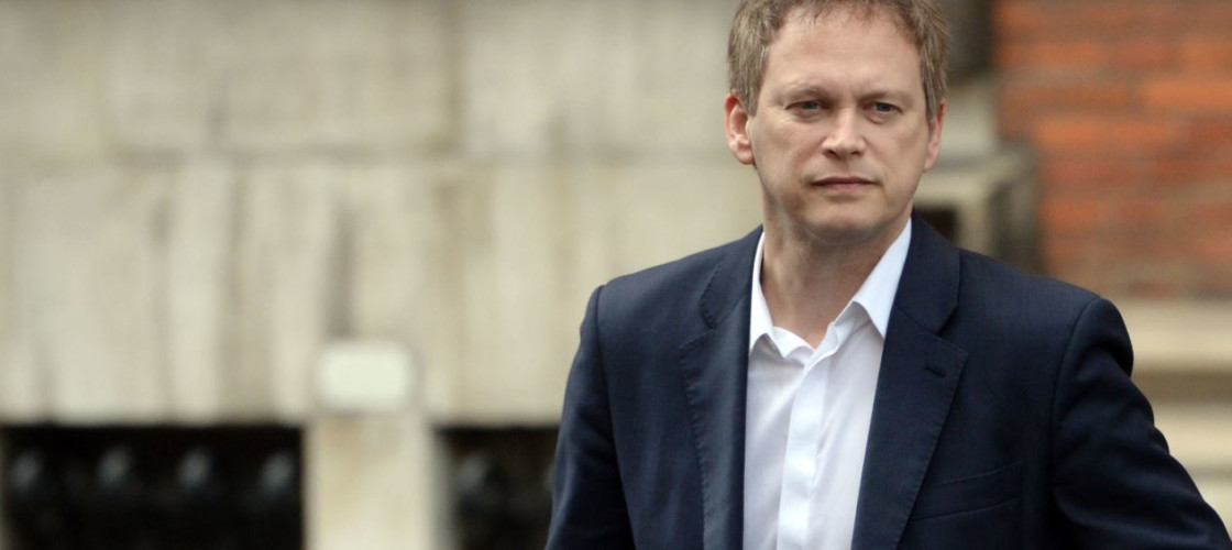 Former Tory minister Grant Shapps