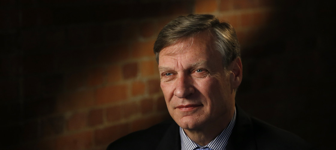 U.S. businessman Ted Malloch, Donald Trump's potential choice as envoy to the EU