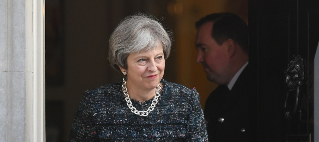 Theresa May
