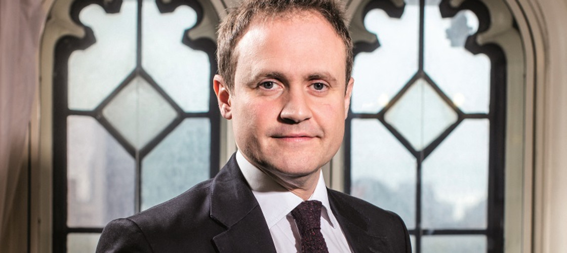 Foreign Affairs Select Committee chair Tom Tugendhat