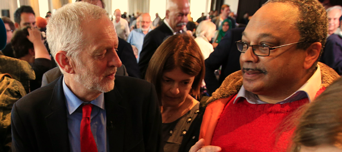 Corbyn and Wadsworth