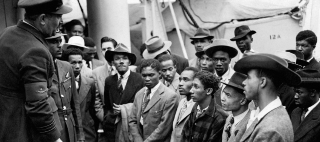 Windrush immigrants