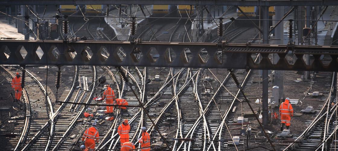 Rail electrification