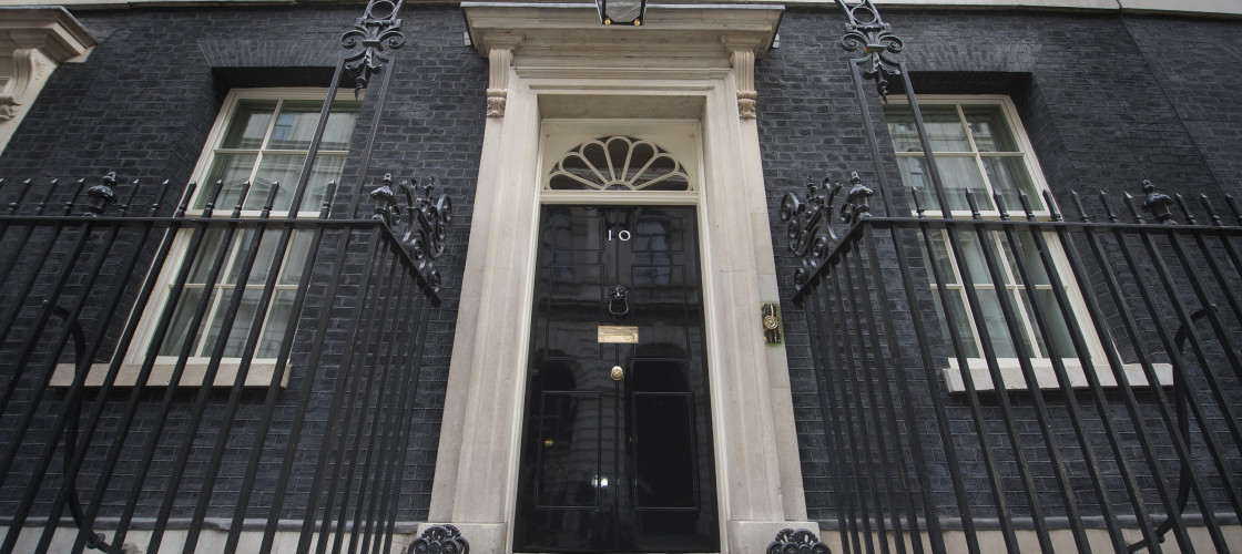 Theresa May has formed a minority government