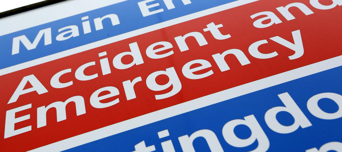 Pressure of patient numbers caused a third of the 150 English hospital trusts to warn they needed urgent action to cope last month.