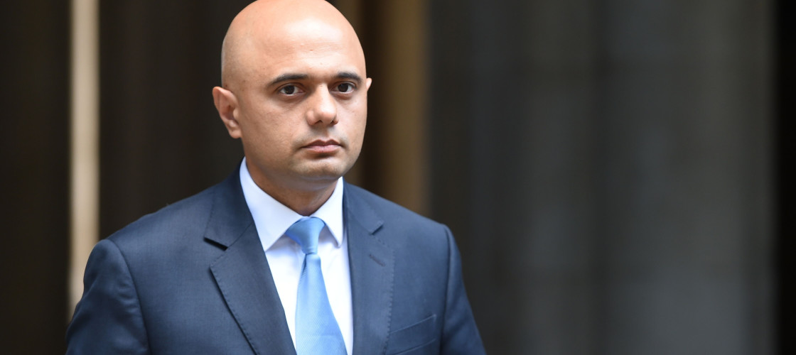 Sajid Javid is reportedly battling with Downing Street to make the proposal a policy