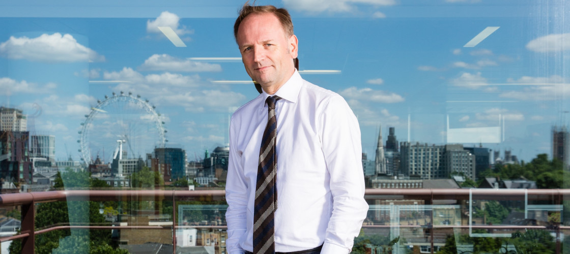 Simon Stevens was appointed chief executive of NHS England in 2014