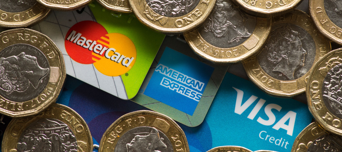 UK money and credit cards