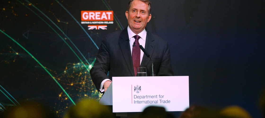 Dr Liam Fox MP