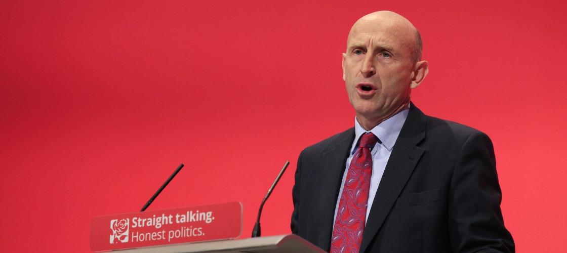 John Healey MP