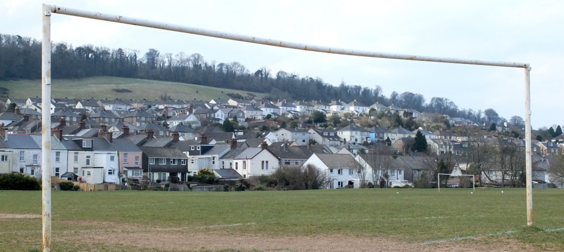 Plympton, a suburb of Plymouth, Devon