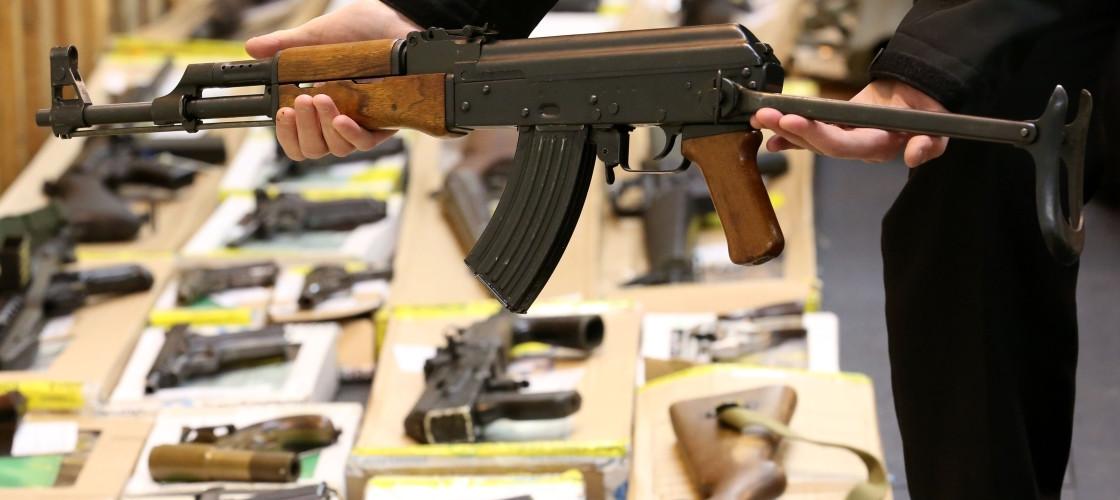 Small arms trade