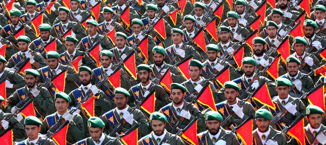 Iran's Revolutionary Guard