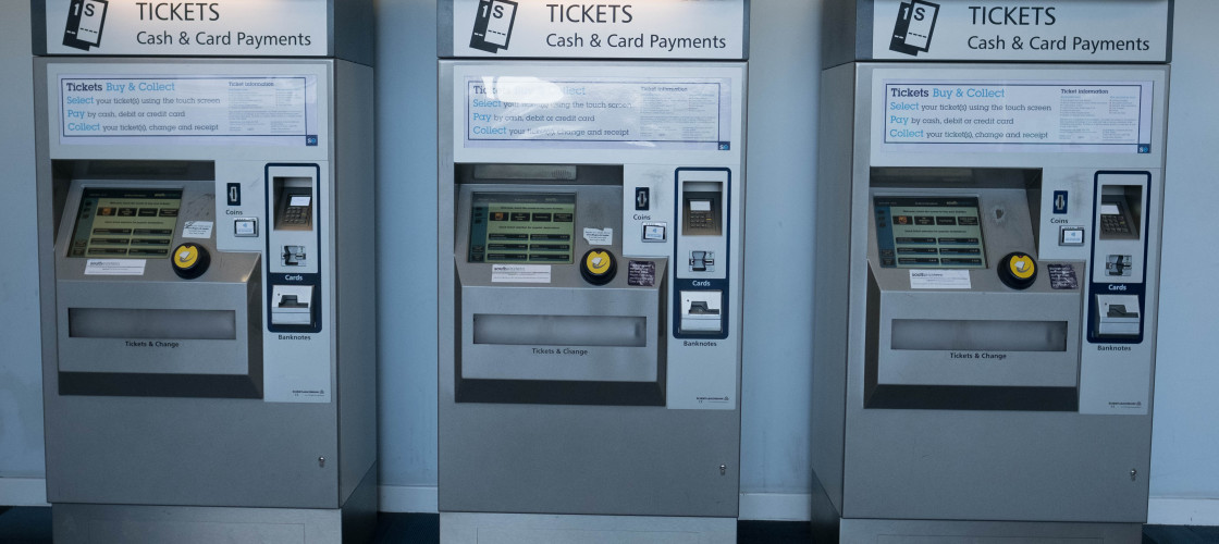Railway passengers may have problems commuting as ticket machines fail to take the new £1 coin.