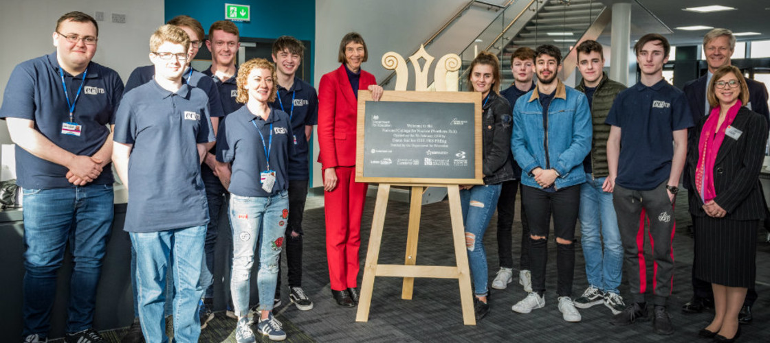 National College for Nuclear opened by Dame Sue Ion