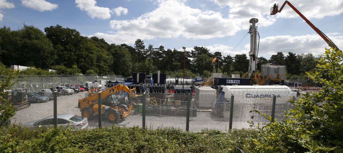 The Government will outline its fracking plans in a consultation tomorrow