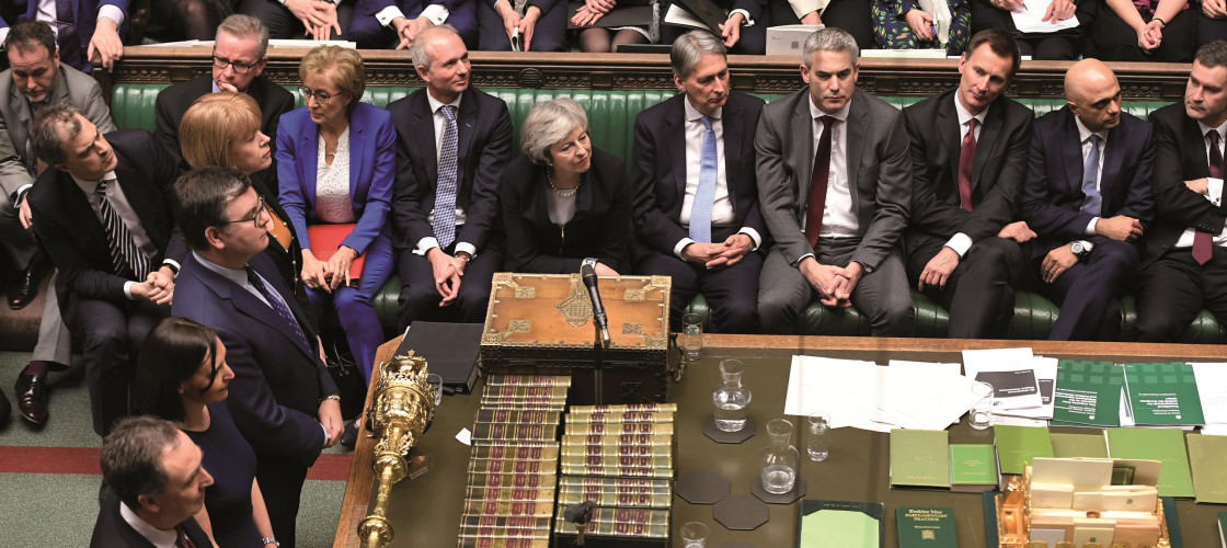Government front bench