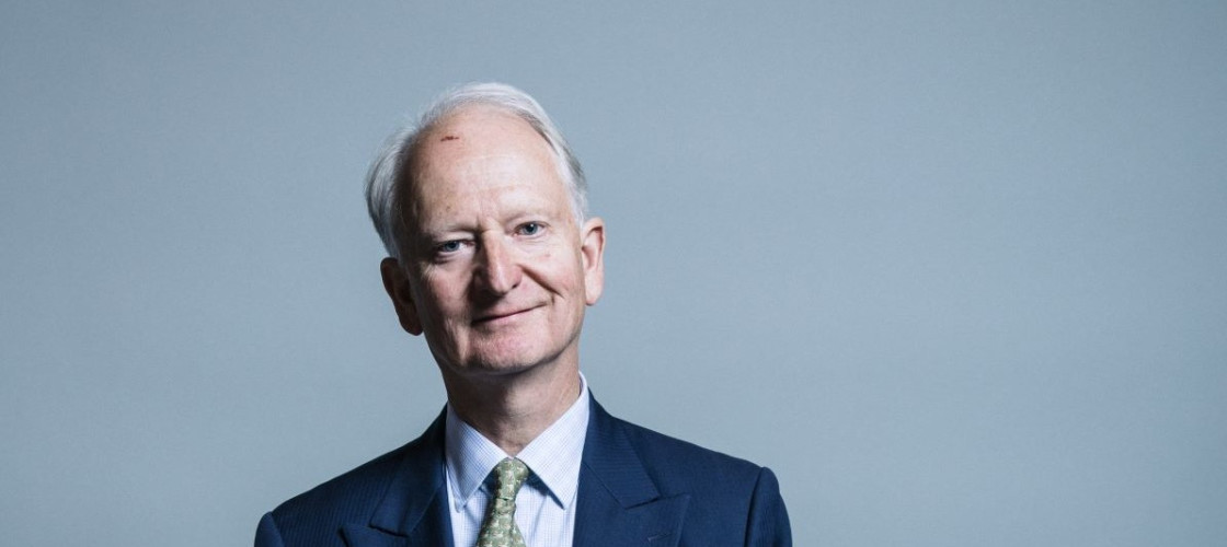 Sir Henry Bellingham MP's parliamentary portrait