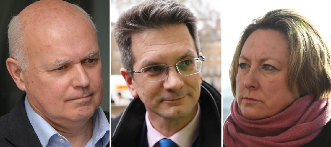 Conservative Brexiteer MPs