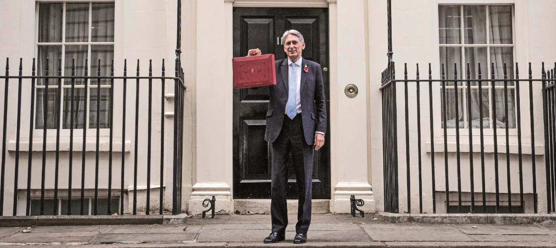 Philip Hammond and the 2019 Budget