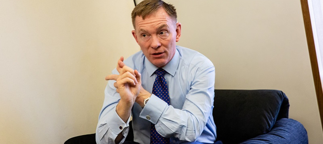 Chris Bryant is Labour MP for the Rhondda