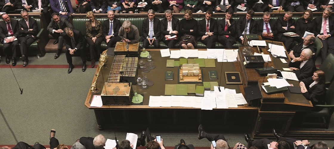 I hope the House of Commons can begin this year by remembering that UK voters, and the wider world, are watching our debates closely, writes Andrea Leadsom