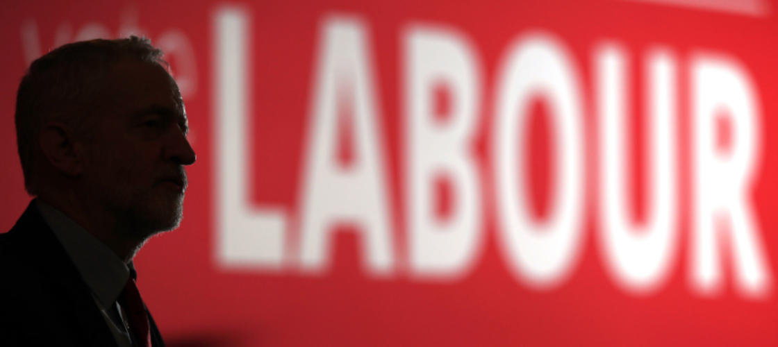 Labour background