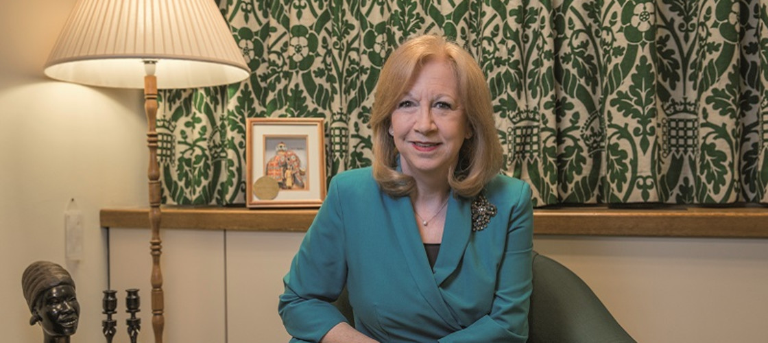 Dame Eleanor Laing is one of three deputy speakers