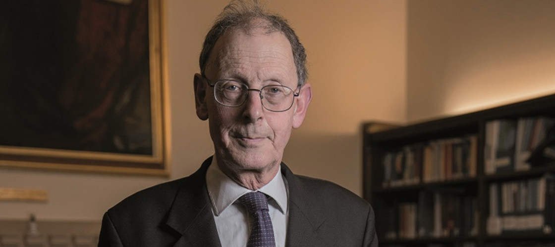 Sir David Natzler is stepping down as Clerk of the House of Commons on March 1st