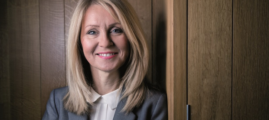 Esther McVey is the MP for Tatton and former DWP Secretary
