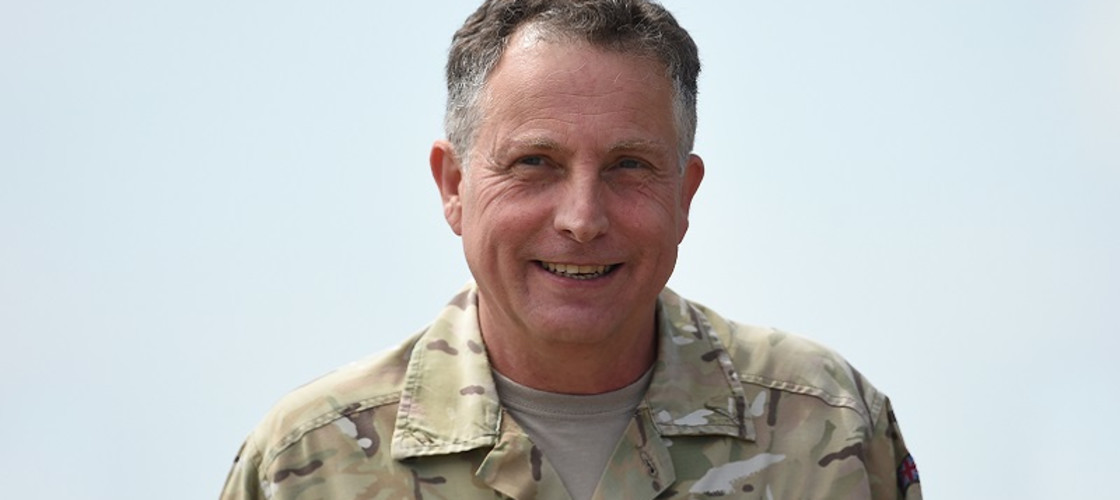 General Sir Nick Carter is Chief of the Defence Staff