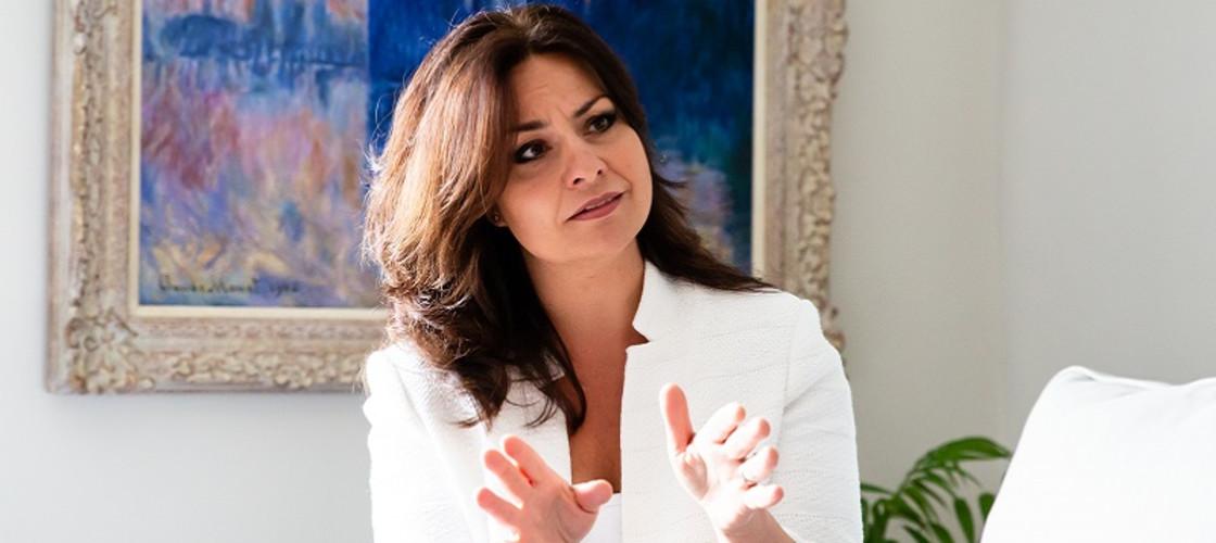 Heidi Allen is the interim leader of Change UK