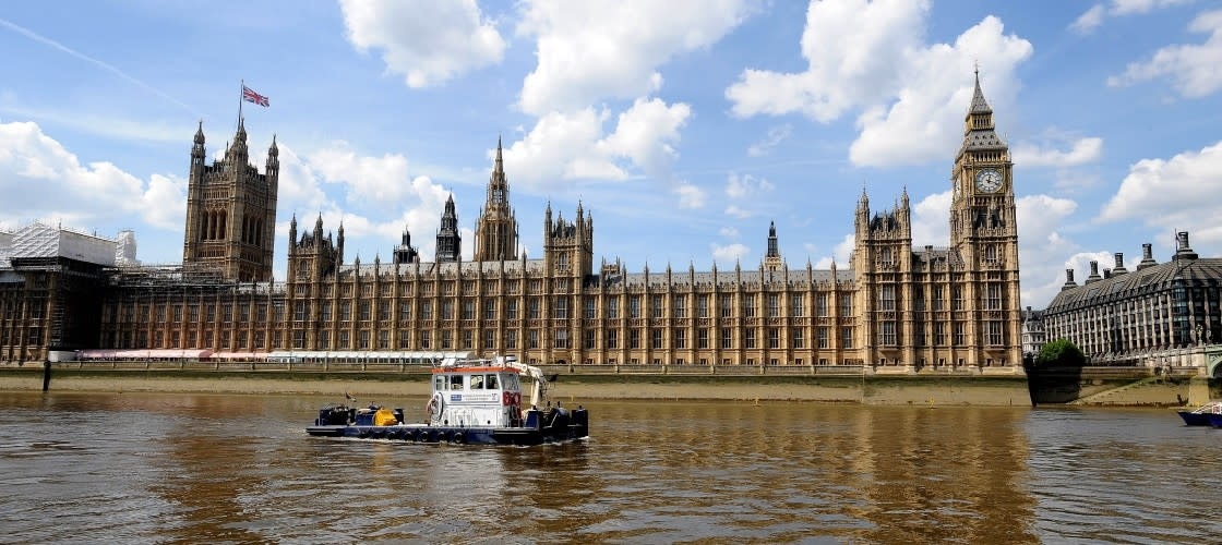 Accidents parliament