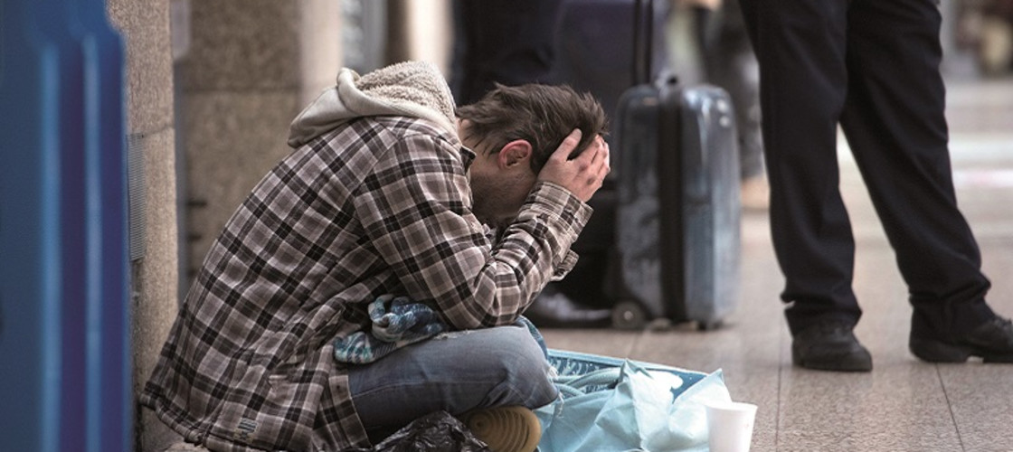The homelessness crisis is real in communities all across the country, writes Hugh Gaffney