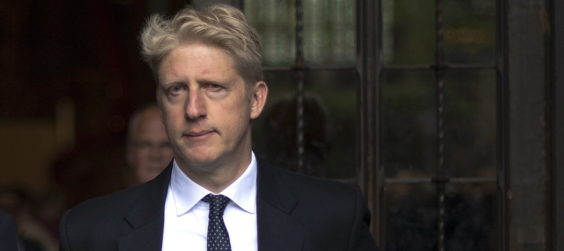 Jo Johnson has quit as a minister and MP