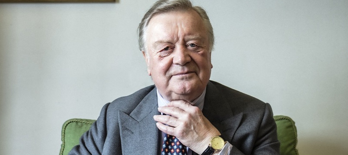 Ken Clarke has served as a minister under three Conservative prime ministers during his 49-year career