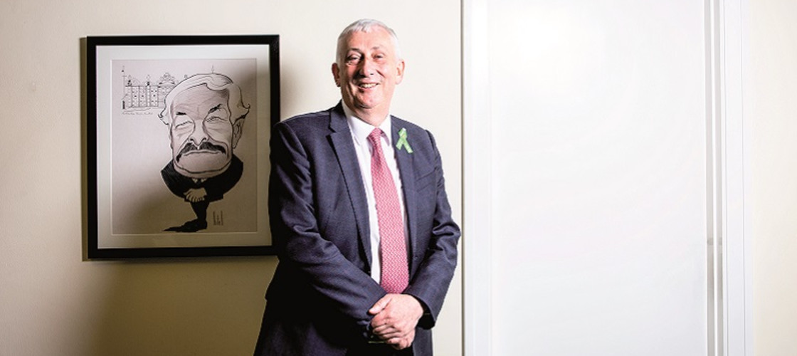 Sir Lindsay Hoyle has been the member of parliament for Chorley since 1997