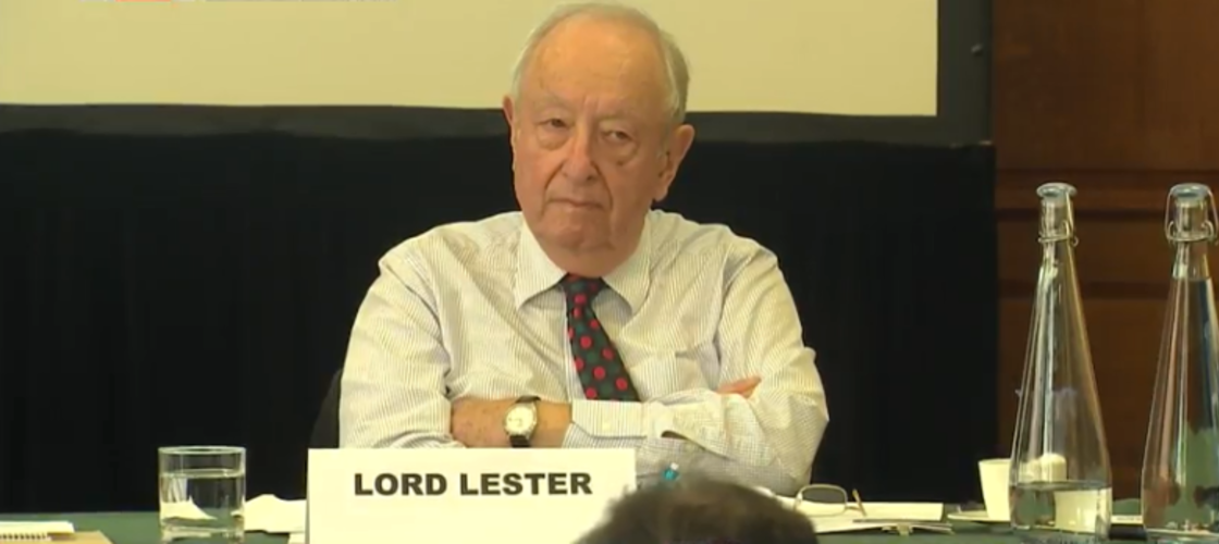 Lord Lester
