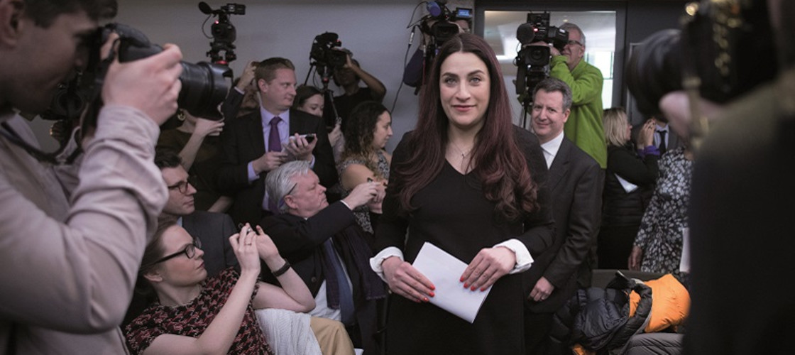 Luciana Berger and six other MPs resigned from the Labour party on Monday this week
