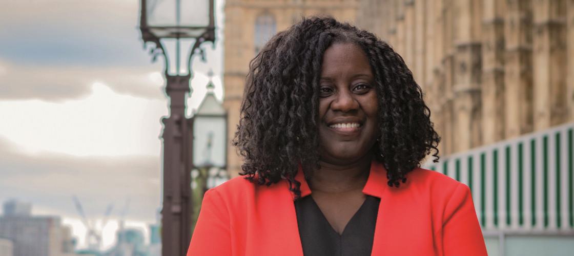 Labour shadow minister Marsha de Cordova