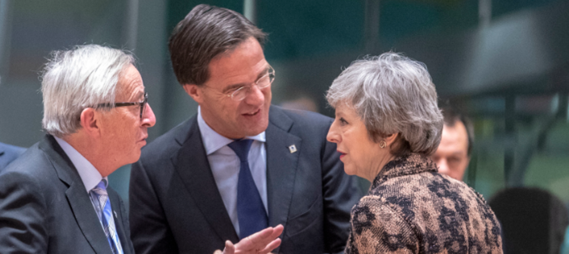 ff2d19709e Dutch prime minister Mark Rutte tells Theresa May to 'wake up' to ...