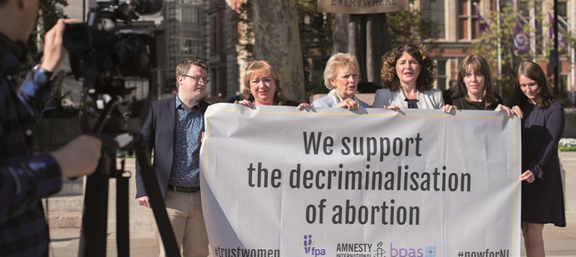 It's time to take the Victorian misogynist stigma out of our abortion laws, writes Diana Johnson