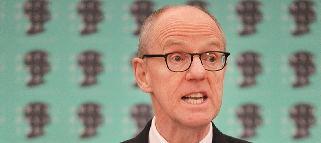 Nick Gibb is the Schools Minister