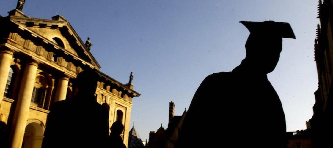 University of Oxford graduates