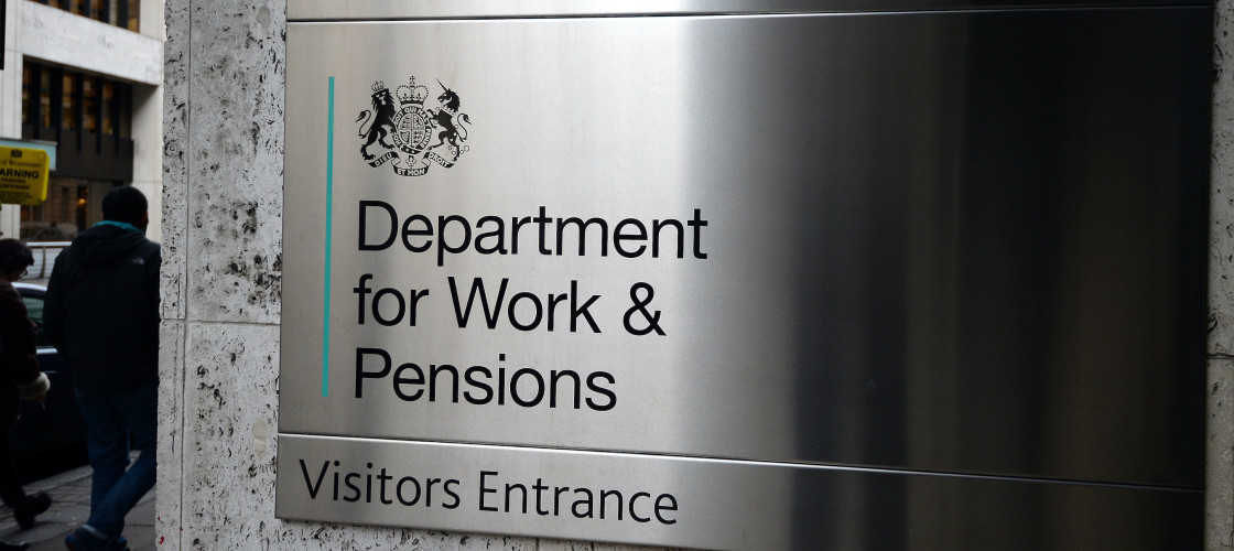 Department for Work and Pensions (DWP)