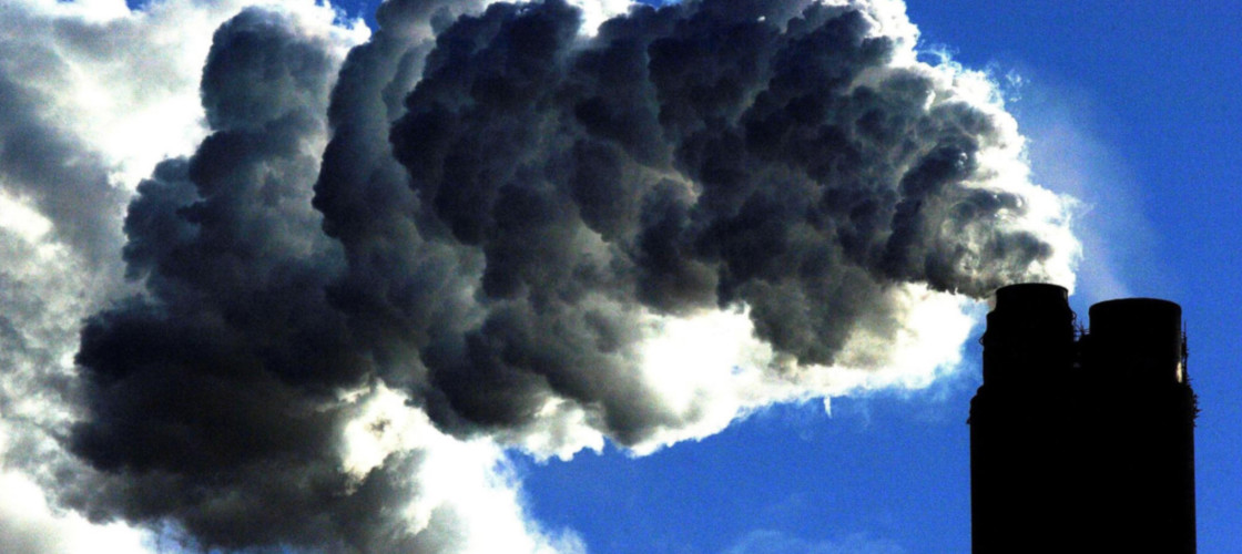 Coal-fired plant - claimte change