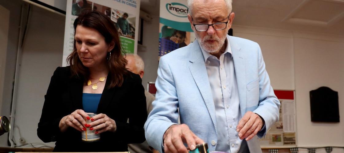 Jeremy Corbyn Sue Hayman