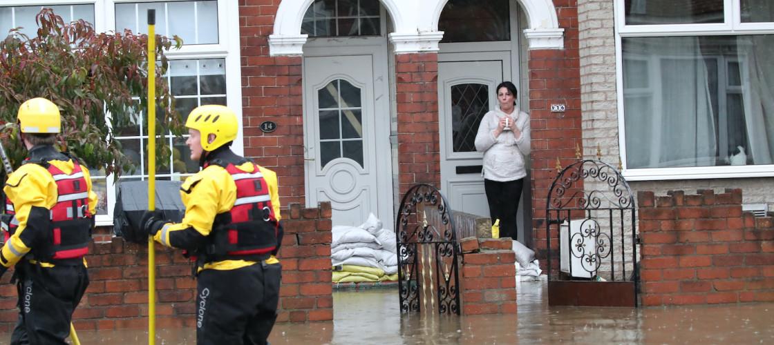 Doncaster flooding response